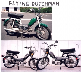 Flying Dutchman KML40 (Sachs 504 or Sachs 508 2-spd)