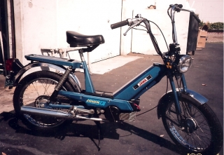 Jawa X30 (made in Czechoslovakia) color