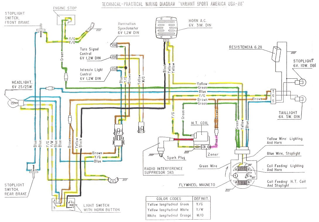 Honda C100 Engine Diagramon Lifan Wiring Diagram