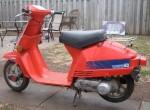1983 Honda NM50 Aero