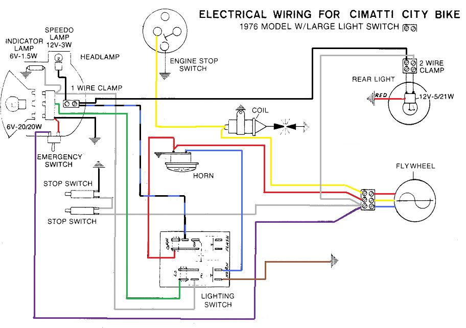 hercules foot switch wiring diagram wiring diagram for light switch \u2022 dodge ram headlight wiring diagram awesome cat eye pocket bike wiring diagrams adornment electrical rh itseo info hot rod wiring diagram single pole switch wiring diagram