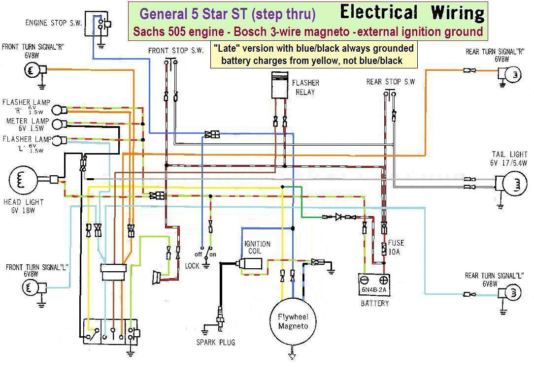 here's a wiring diagram