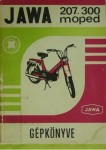 Jawa 50 DL 1979-80 model 207.311 C (1.5hp) model 207.311 DL (1.5hp) model 207.300 DLX (1.5hp) frame 250000 and up
