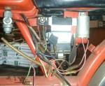 Lazer Wiring Battery
