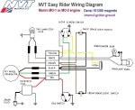 wiring diagrams acirc myrons mopeds nvt easy rider wiring morini mo1 or mo2 eng dansi 101286 magneto internal ignition ground