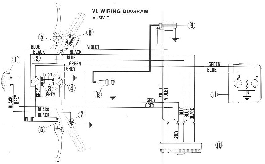 49cc Mini Quad Wiring Diagram Mini Auto Wiring Diagram