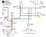 Pacer Wiring Diagram for Dansi magneto 101286 internal ignition ground