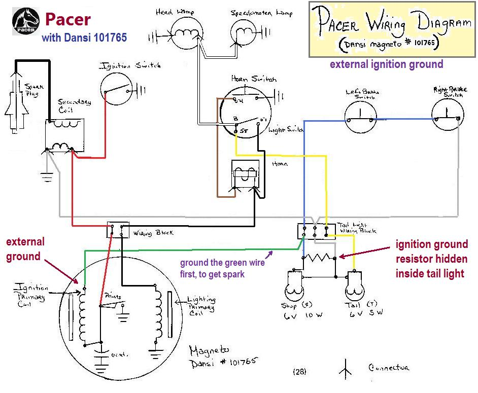 Wiring Diagram For Ignition : Wiring « myrons mopeds