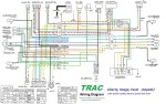 Trac Wiring 1986-89 Liberty, Image, Escot CDI 5-wire magneto internal ignition ground