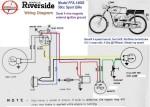 Wards Riverside Wiring Dansi 3-wire magneto external ignition ground