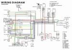 Yamaha QT50 Wiring Diagram
