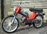 1977 Zundapp ZD40 pedal start moped 3-speed grip shift aluminum frame
