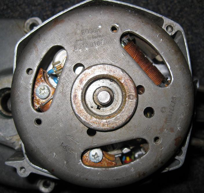 Bosch « Myrons Mopeds