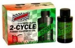 2. Champion 2-cycle oil 2.5 ounce (1 gal mix)