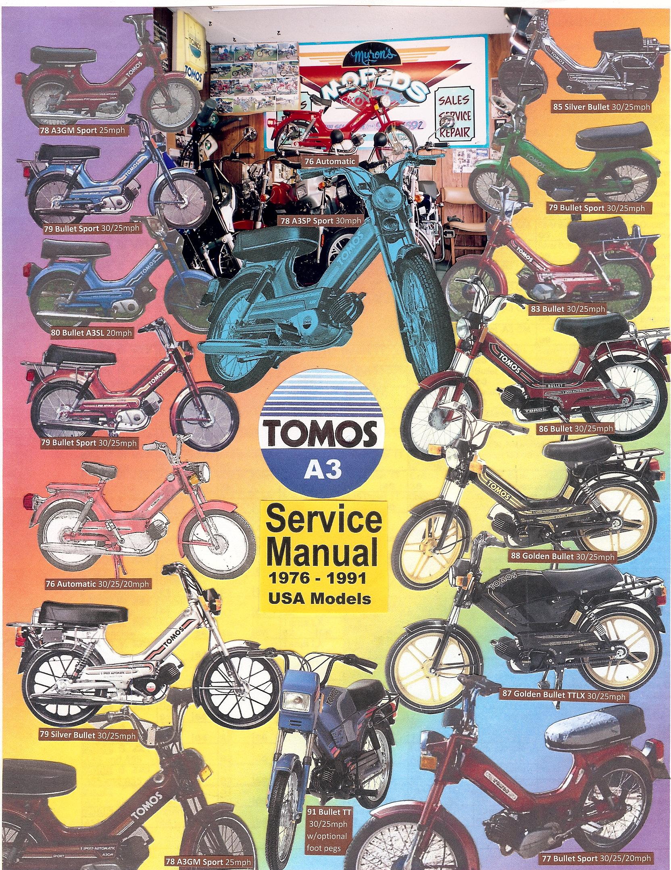 Tomos (A3 engine)