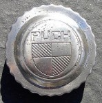 12. qtr-turn 32mm chrome Puch used