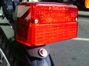 2012 Tail Light made by Saturnus