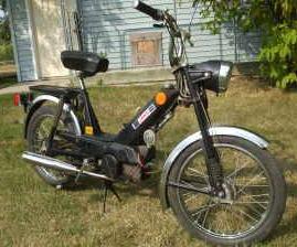 1978 Jawa 50DL