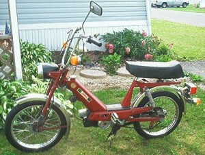 1979 Jawa X30
