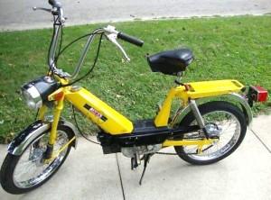 1980 Jawa X25