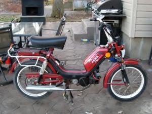 1987 Jawa 130