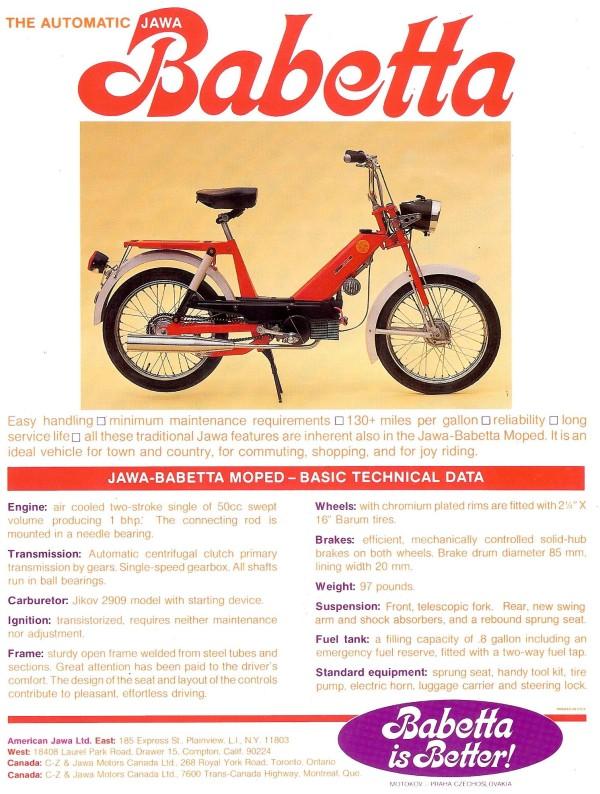 Jawa Flyer