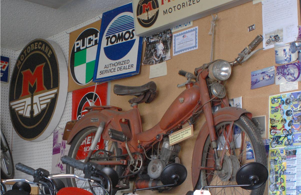 identification scooter vespa 1959