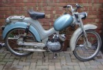1962 Negrini moped