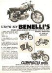 1966 Benelli Ad