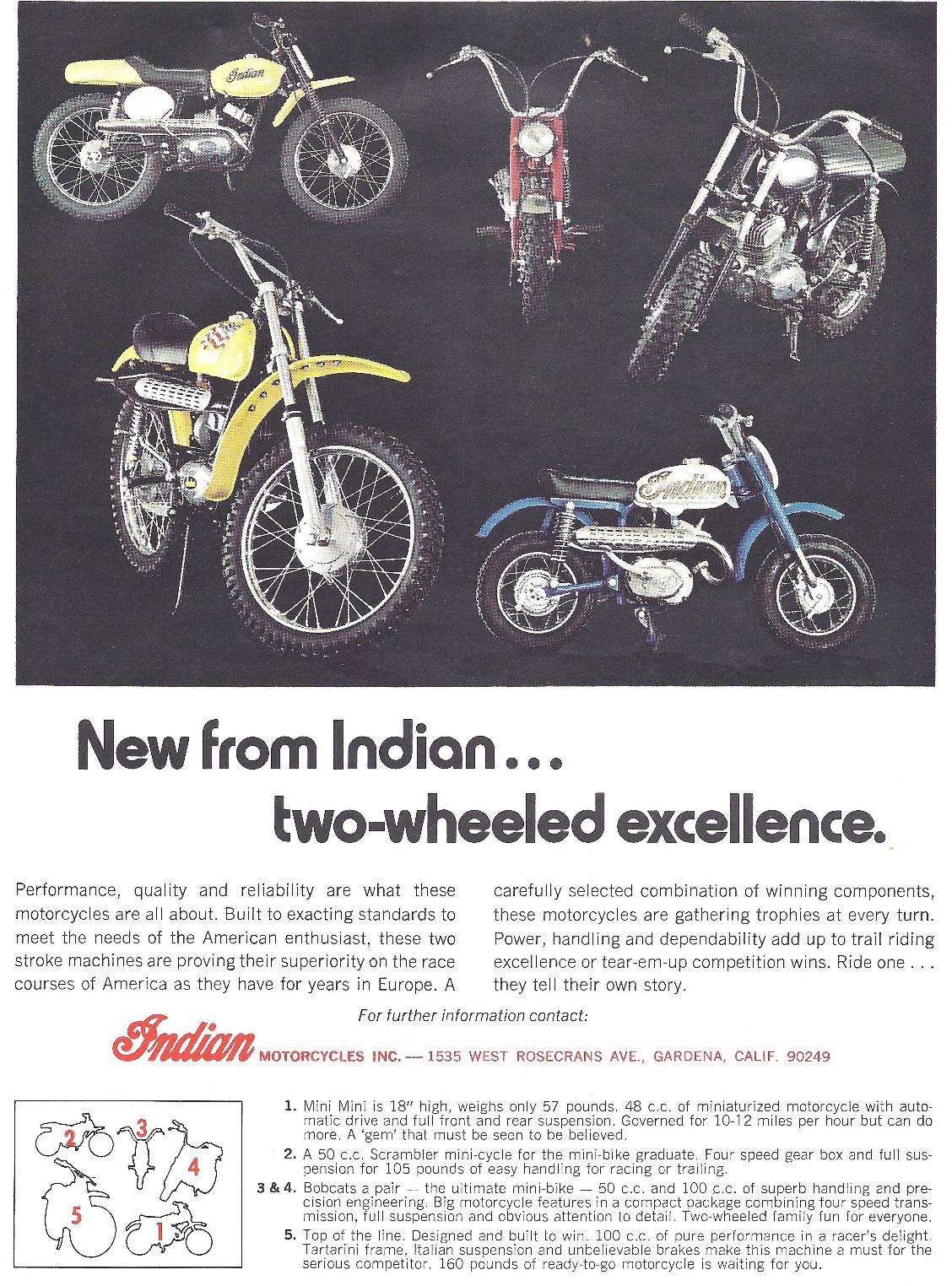 Indian Models on Morini Engine « Myrons Mopeds