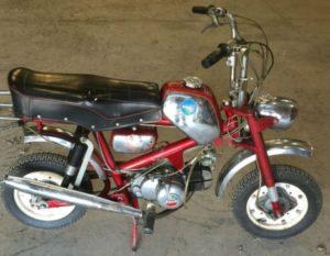 1973 Benelli Hornet 65cc