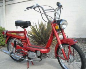 1975 Cimatti City Bike