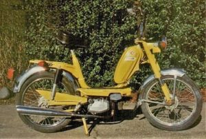1977 Cimatti Town Bike