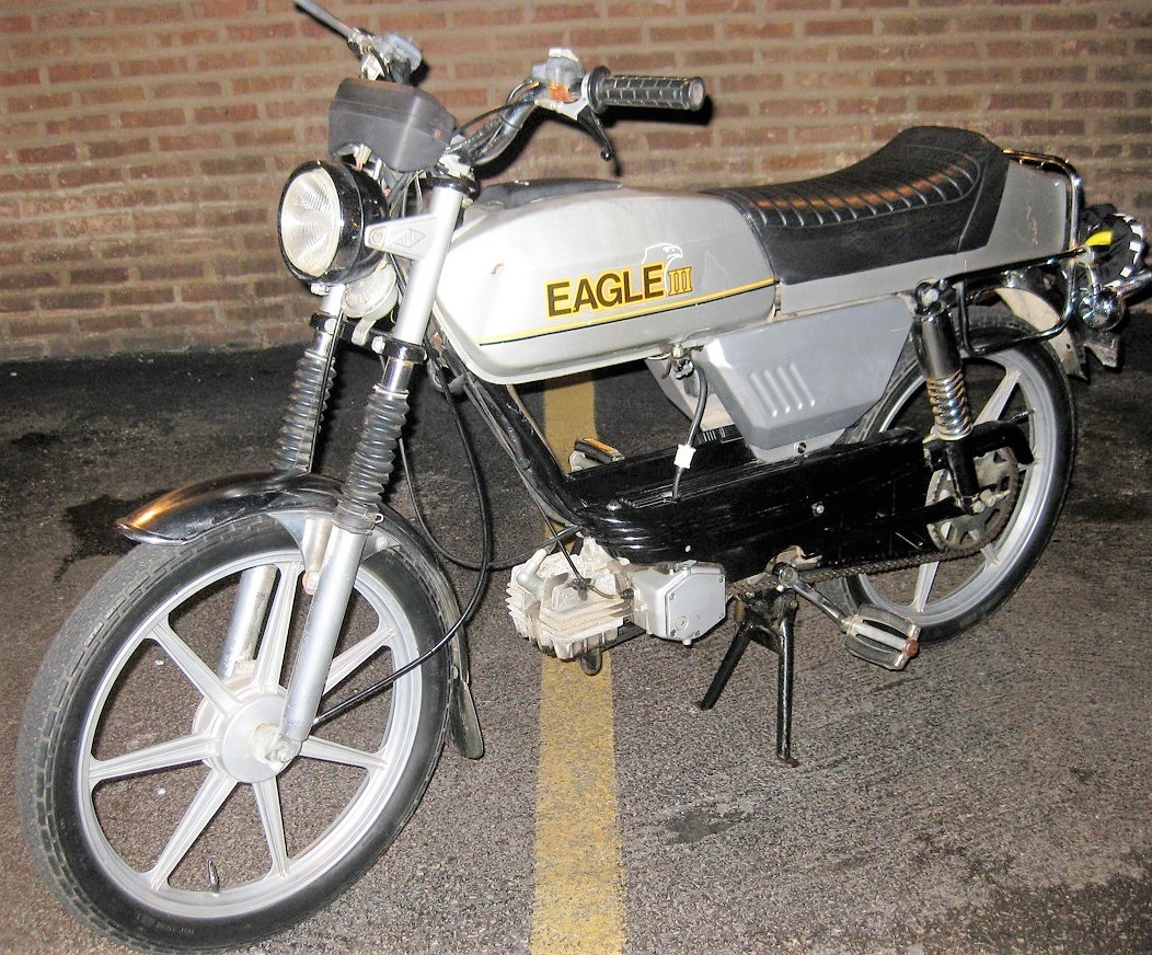 Hercules Parts Myrons Mopeds Sachs Moped Wiring Diagram 1982 Eagle Iii