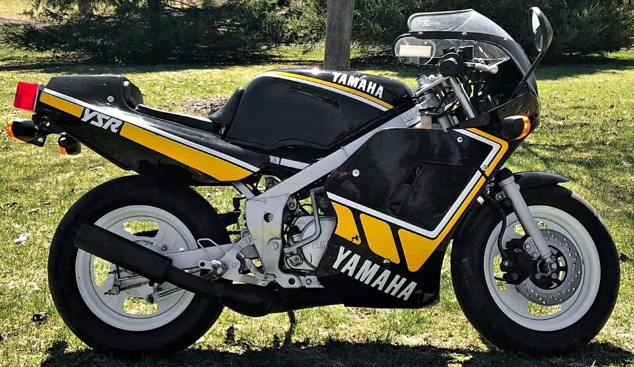 Yamaha « Myrons Mopeds