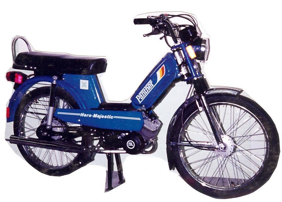 Majestic Honda Parts >> Hero Parts « Myrons Mopeds