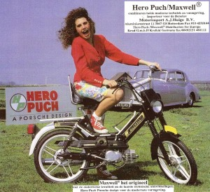 1999? Hero Puch Maxwell (for Europe)