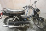 2000 Hero Puch Shakti 2G 2-Gears, manual shift no clutch (India model)