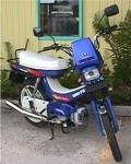 2001 Hero Puch Turbo Sport
