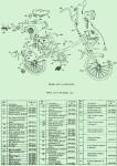 AMF 120 Parts List