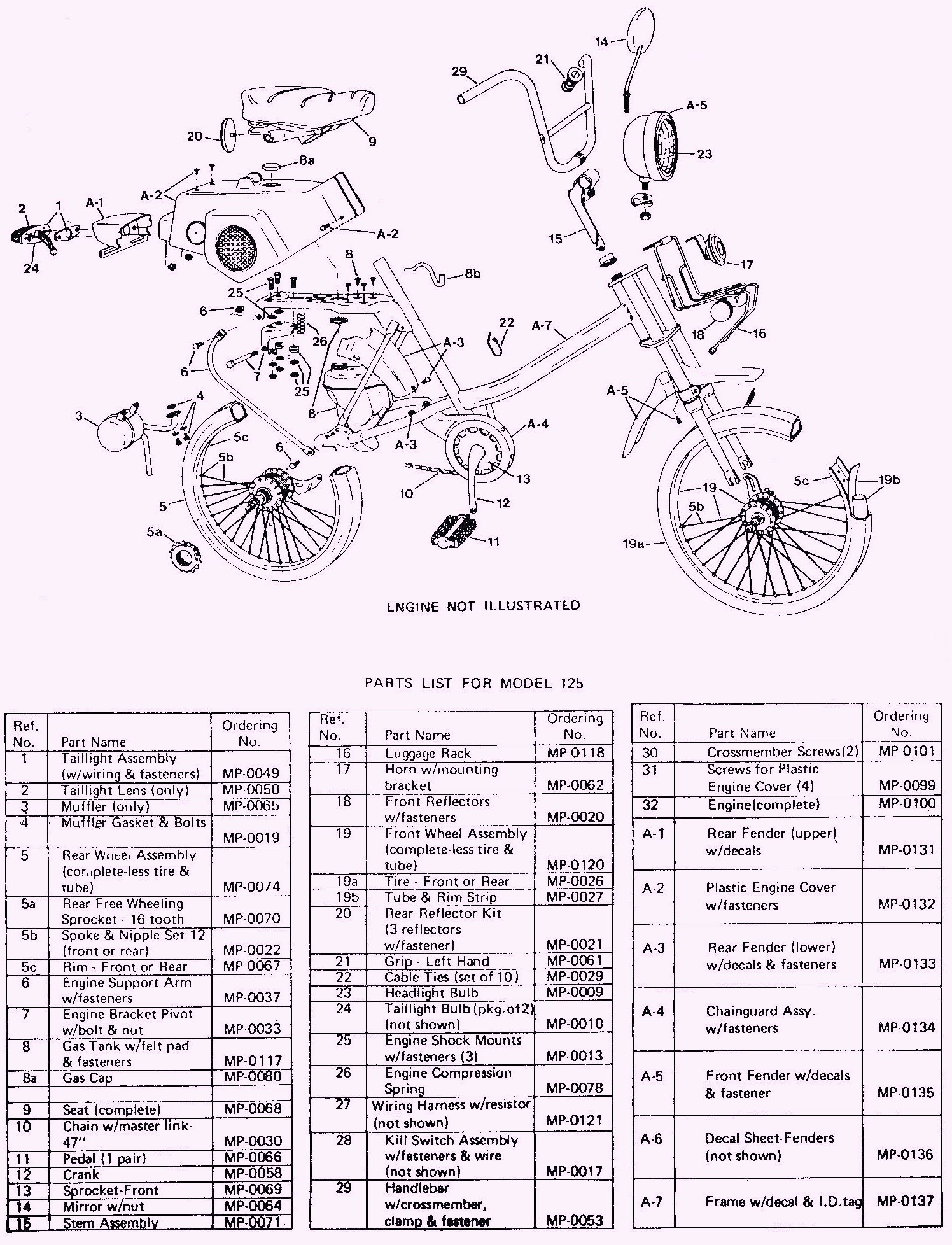 honda cd70 spare parts list pdf  u2013 kayamotor co