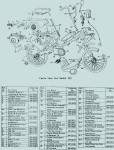 AMF 130 Parts List