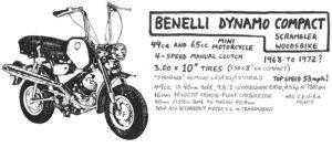 Benelli Dynamo Info Sheet