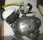 1960's Benelli moped engine