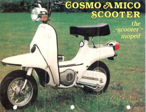 Cosmo Amico Scooter