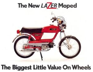 Lazer front