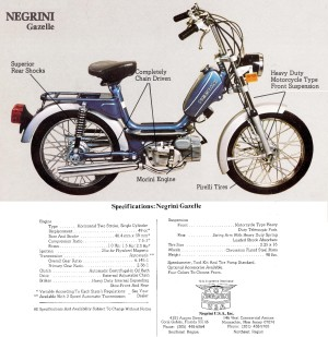 Negrini Gazelle Flyer