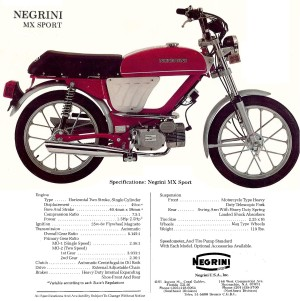 Negrini MX Sport Flyer
