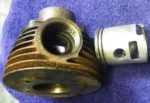 Wards Riverside cylinder and piston