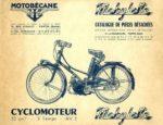 1949 Motobecane AV3